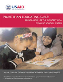 More Than Educating Girls: Bringing to Life the Concept of a Dynamic School System