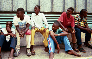 Congolese Youth